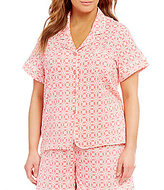 Sleep Sense Plus Geometric Sleep Top