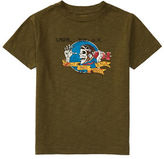 Ralph Lauren Boys 2-7 Skull Graphic Tee
