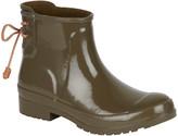 Sperry Top Sider Women's Rain boots DRK - Dark Olive Lace-Back Walker Turf Rain Boot - Women