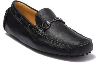 Sandro Moscoloni Moc Toe Ornament Leather Driver