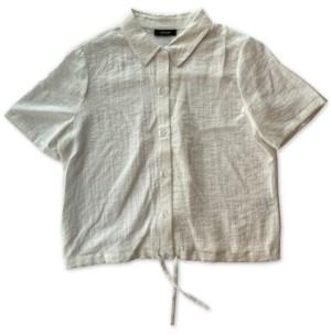 Alfani Drawstring-Hem Shirt, Created for Macy's