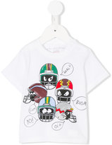 Stella McCartney printed T-shirt - kids - Cotton - 6 mth
