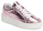 Free People Women's Letterman Platform Sneaker