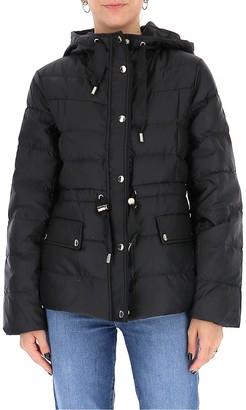 MICHAEL Michael Kors Hooded Down Jacket