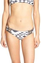Rip Curl 'Desert Nights' Strappy Hipster Bikini Bottoms