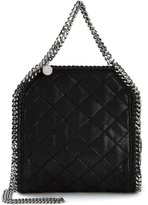 Stella McCartney small quilted Falabella tote - women - Artificial Leather/Metal (Other) - One Size