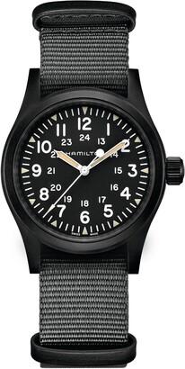Hamilton Khaki Field NATO Strap Watch, 38mm