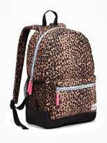 Old Navy Patterned Backpack for Girls