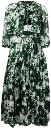 Samantha Sung Eden cotton maxi dress