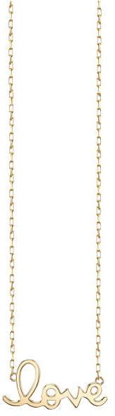 Sydney Evan Small Love Necklace