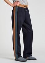 Thumbnail for your product : Paul Smith Men's Cotton-Blend Colour-Block Track Pants