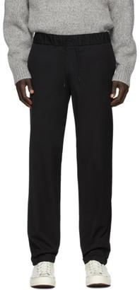 A.P.C. Black Kaplan Trousers