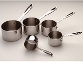 All-Clad Stainless-Steel Measuring Cup Set