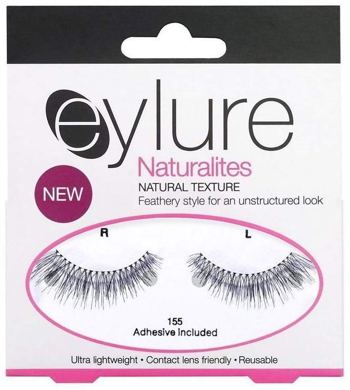 Eylure Naturalites False Eyelashes - Natural Texture 155 - Pack of 2