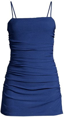 WeWoreWhat Ronnie Ruched Dress