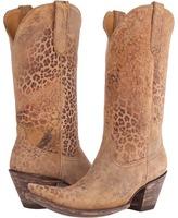 Old Gringo Leopardito 13 Cowboy Boots