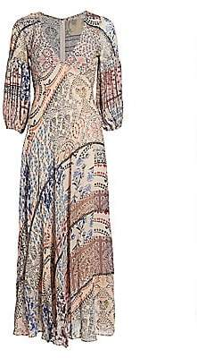 Free People Women's Moroccan Dream Maxi Dress