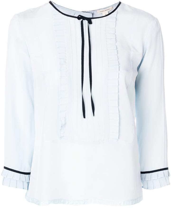 Marc Jacobs ruffle blouse