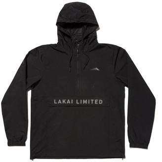 Lakai Unisex-Adult's Anorak Black Size S