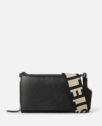 Stella McCartney Stella Logo Crossbody Wallet, Women's