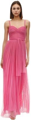 Maria Lucia Hohan Estel Tulle Long Dress