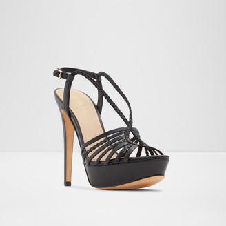 Rachel Zoe Monrow Braided Platform Sandals
