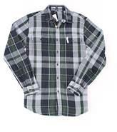 Tailor Vintage Men's Long Sleeve American Indian Reversible Shirt Jacket