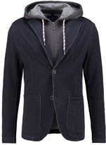 Tom Tailor Suit Jacket Knitted Navy