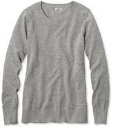 L.L. Bean Women's Cotton Slub Sweater, Pullover