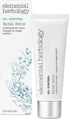 Elemental Herbology Facial Detox Purifying Face Mask