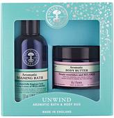 Neal's Yard Remedies Unwind Aromatic Bath & Body Set