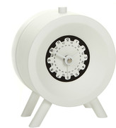 Diamantini Domeniconi Diamantini & Domeniconi - Machine Alarm Clock - White