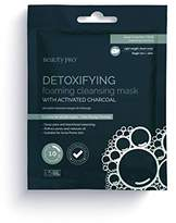 BeautyPRO CHARCOAL DETOXIFYING bubbling cleansing mask with activated charcoal