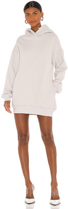Vimmia x CRK Drawstring Hoodie Dress