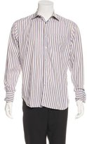 Paul Smith Striped French Cuff Shirt