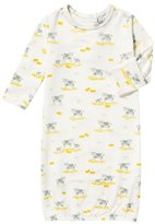 Angel Dear Cow Convertible Sleep Gown, Size 0-3 Months