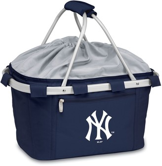 Picnic Time New York Yankees Insulated Picnic Basket