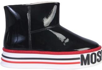 Moschino Venice Boots