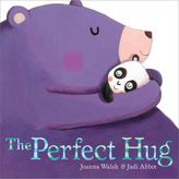 "Simon & Schuster ""The Perfect Hug"" Hardcover by Joanna Walsh"