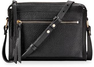 GiGi New York Whitney Leather Crossbody Bag