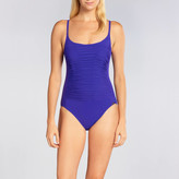 Maryan Mehlhorn Elements Underwire Ruched Tank