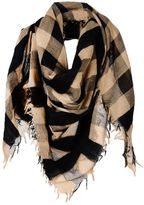 Brian Dales Square scarf