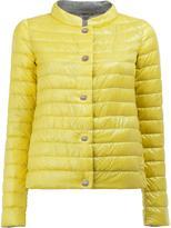 Herno high neck down jacket - women - Feather Down/Polyamide - 42
