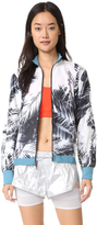 adidas by Stella McCartney Run Palm Print Jacket
