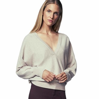 b new york Women's Recycled Long Sleeve Ultimate Dolman Sweater