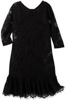 Ella Moss Rose Dress (Big Girls)