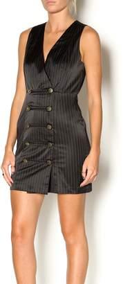 Double Zero Military Dress