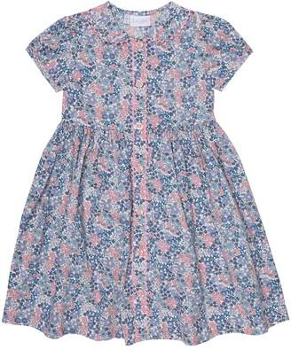 Rachel Riley Floral cotton dress