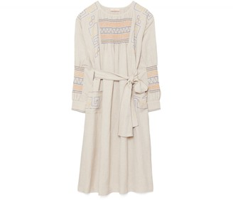 Tory Burch Smocked Dress