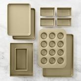 Williams-Sonoma Williams Sonoma Copper Goldtouch® 10-Piece Bakeware Set